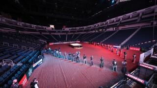 PBR empty arena