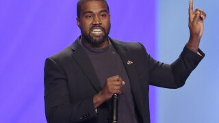 Judge kicks Kanye West off Virginia ballot for November