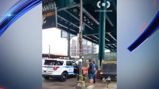 Queens subway stabbing July 5, 2020