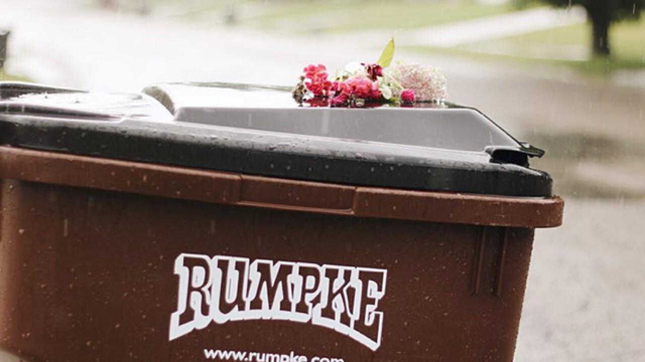 'Top your trash' honors Rumpke worker killed