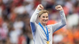 Jill Ellis stepping down as head coach of USWNT after 2 World Cup titles