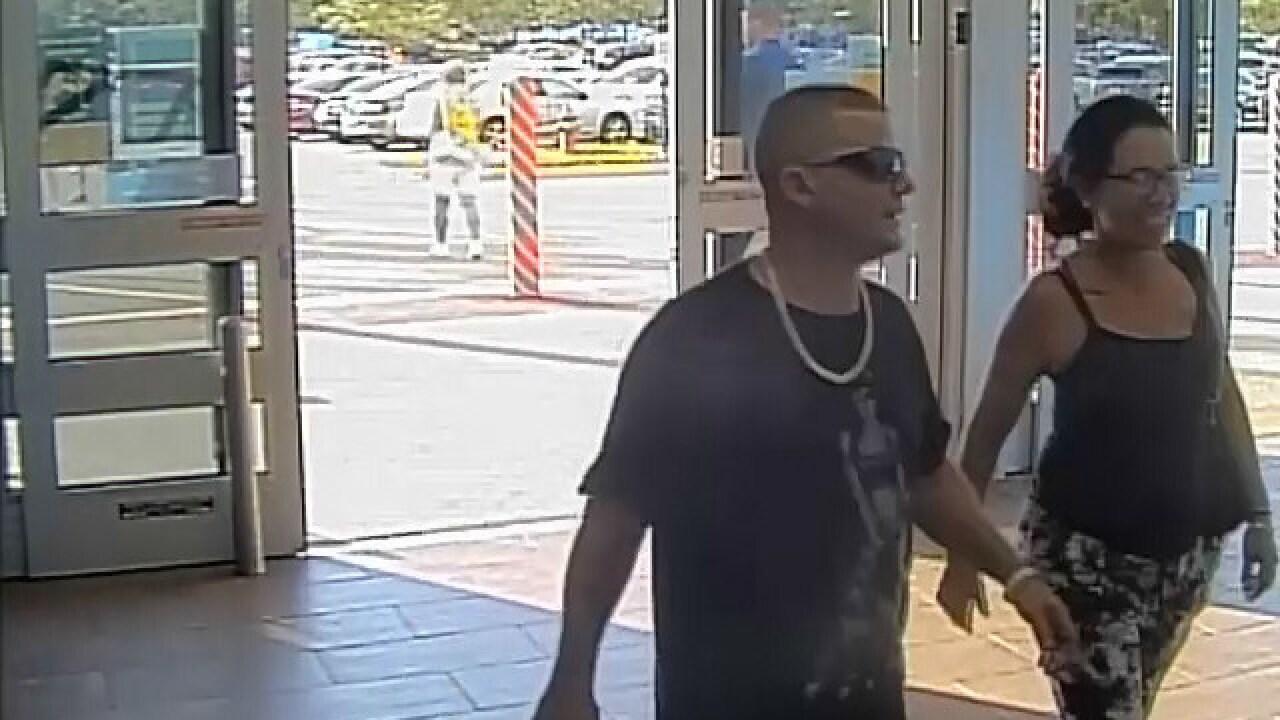Surveillance photos lead to arrest of Cape woman