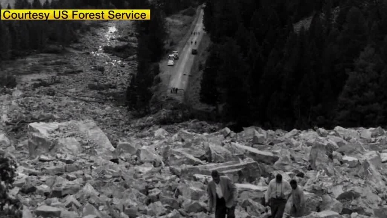 The night the world shook: Remembering the 1959 Hebgen Lake Earthquake