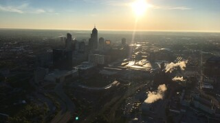 Unhealthy air quality possible in central Indiana on Saturday, Sunday