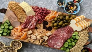 Mickey Moused-themed Charcuterie Boards Are Perfect For Disney Fans