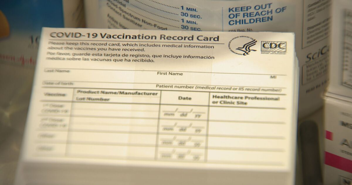 Tennessee Records Some of the Country's Worst COVID-19 Vaccination Rates, CDC Data Reveals