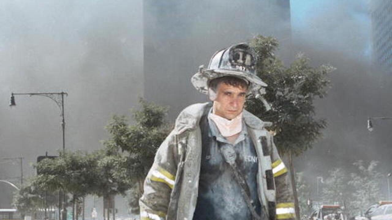 Spending bill extends care for 9/11 responders
