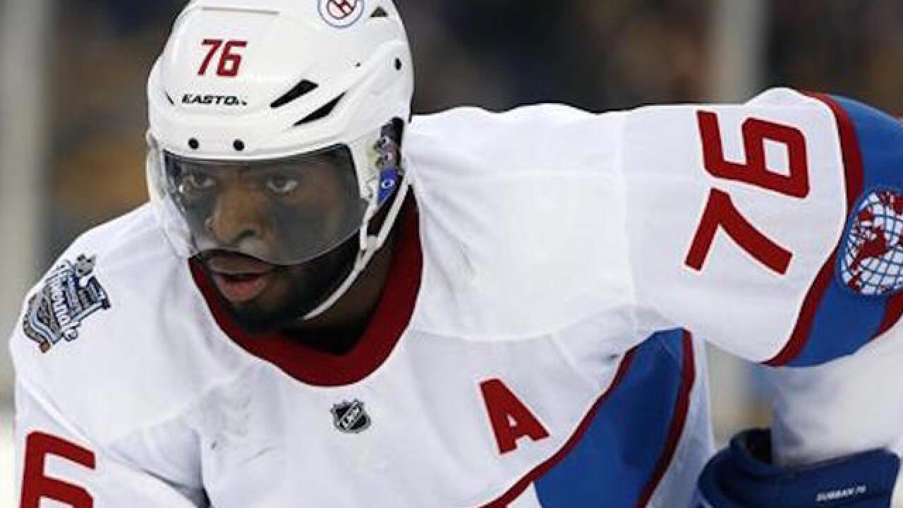 NHL: Nashville, Montreal complete blockbuster trade