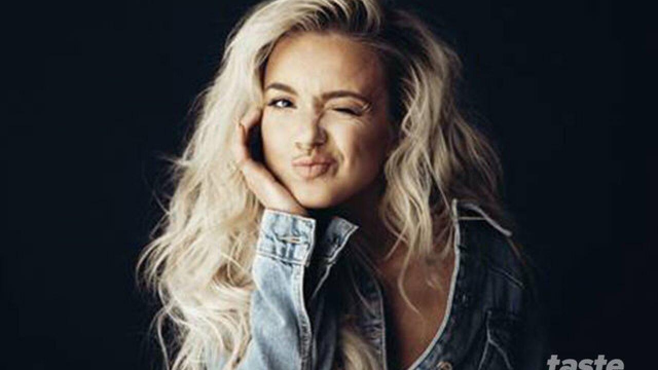 Palm Beach cruise with UK pop star Samantha Harvey