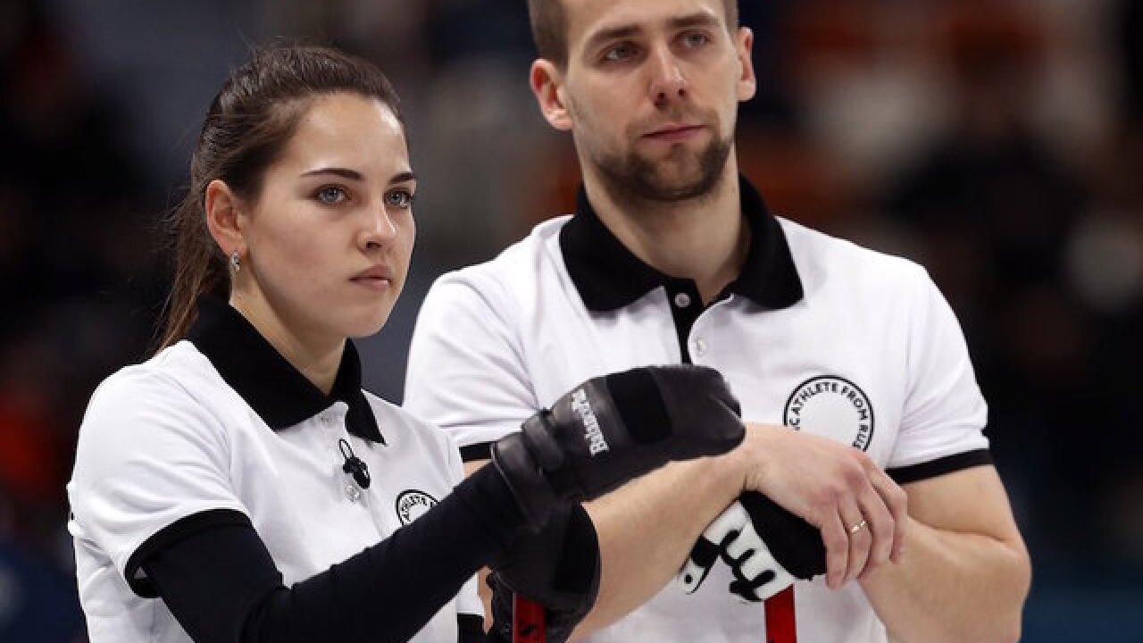 Olympics under way: USA beats Russian athletes in curling