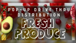 Friday's Fresh Produce distribution moved to Del Mar East Campus