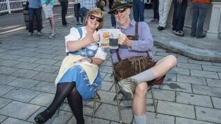 PHOTOS: Mainstrasse celebrates Maifest