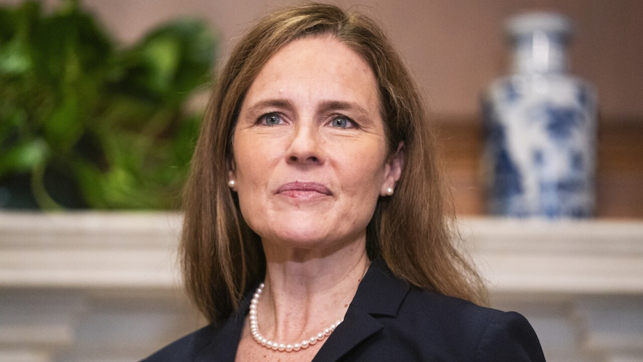Girl Scouts tweet, then delete post about Amy Coney Barrett