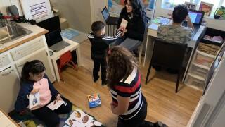 Denver mom who started pandemic pod awarded $15,000 grant for homeschooling
