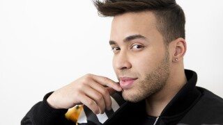 Prince Royce gets a wake-up call with COVID-19