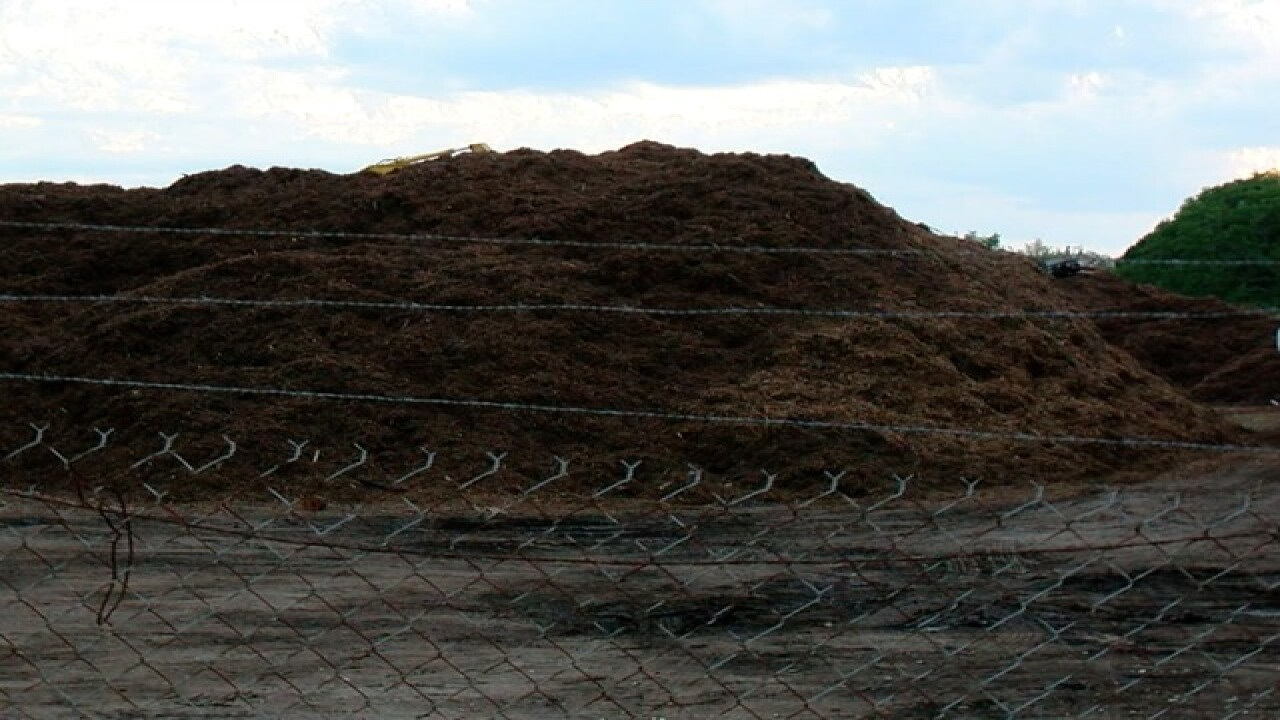 Residents upset about manure smell