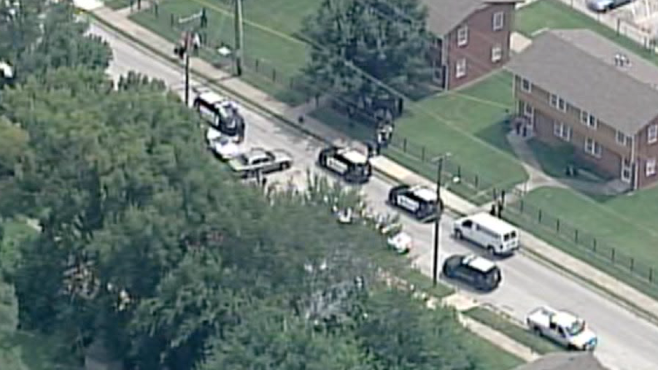 KCK officer-involved shooting 8th and Gilmore