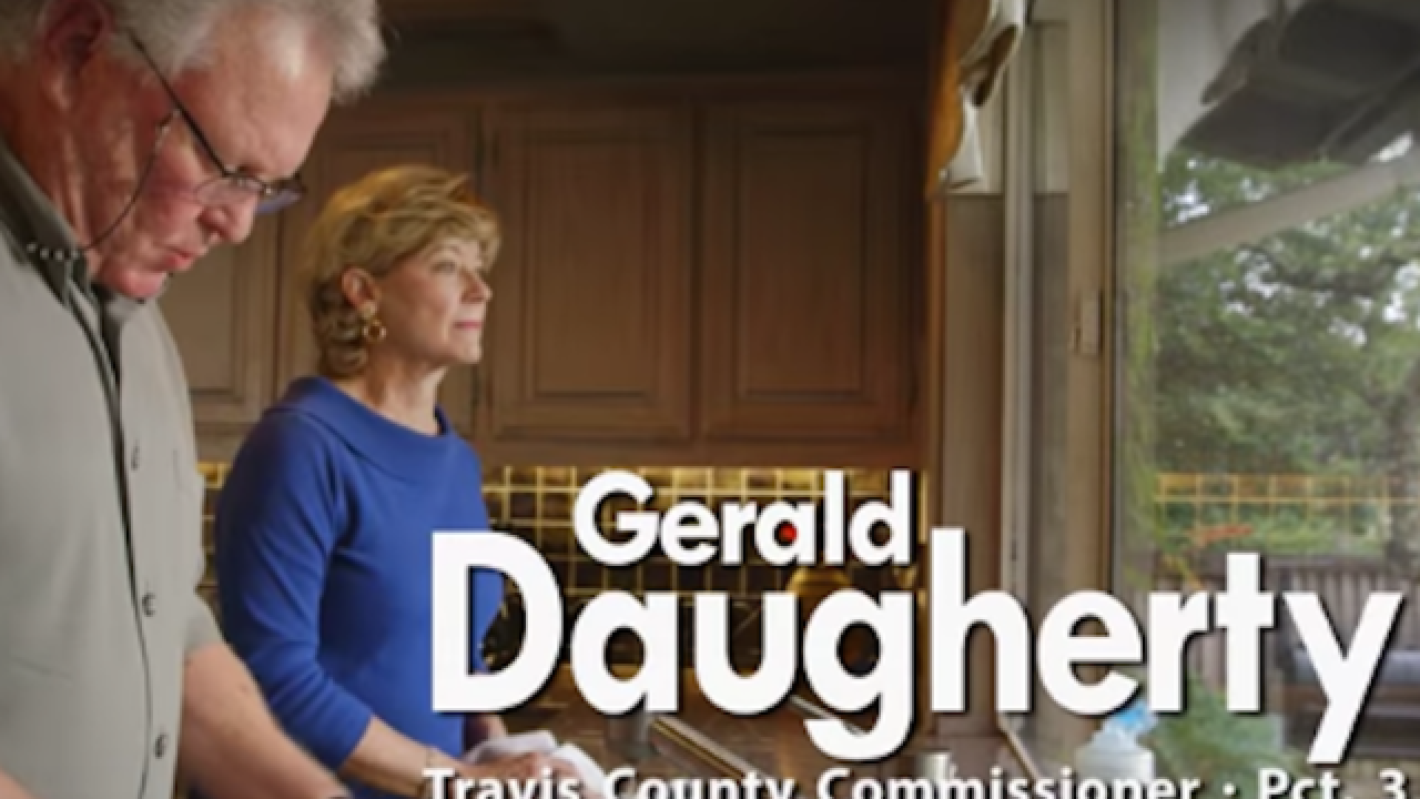 Texas political ad goes for humor over attacks