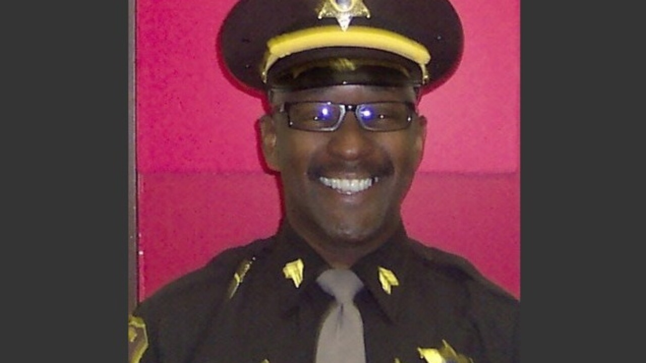 Driver arrested in hit-and-run that killed Wayne County Sheriff's sergeant