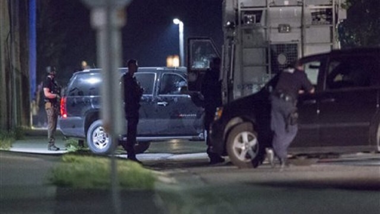 Police operation leaves Canada terror suspect dead