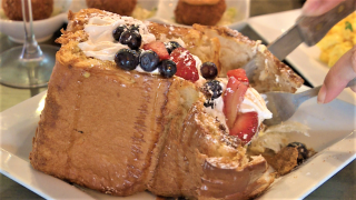 Rustic Spoon French Toast