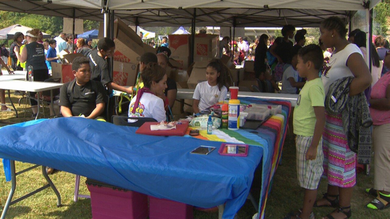 4th Annual Back-To-School Community Day Helps Hundreds In Antioch