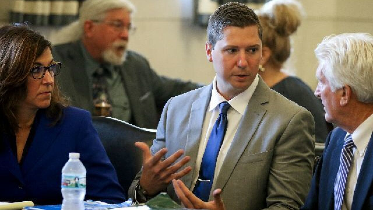 UC officers on the hot seat in Tensing retrial