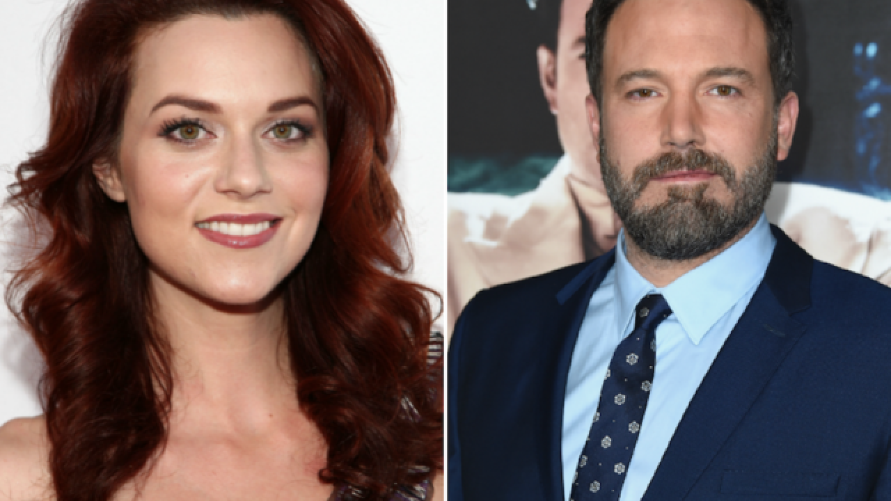 'One Tree Hill' star's claim Ben Affleck groped her in 2001 revived amid Weinstein allegations