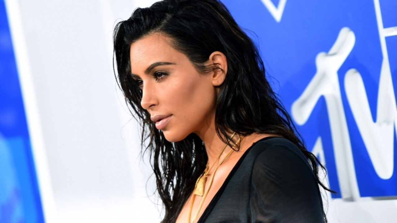 Kim Kardashian makes another trip to the White House in the name of criminal justice reform