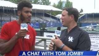 Hey Kentucky with TOM JOMBY