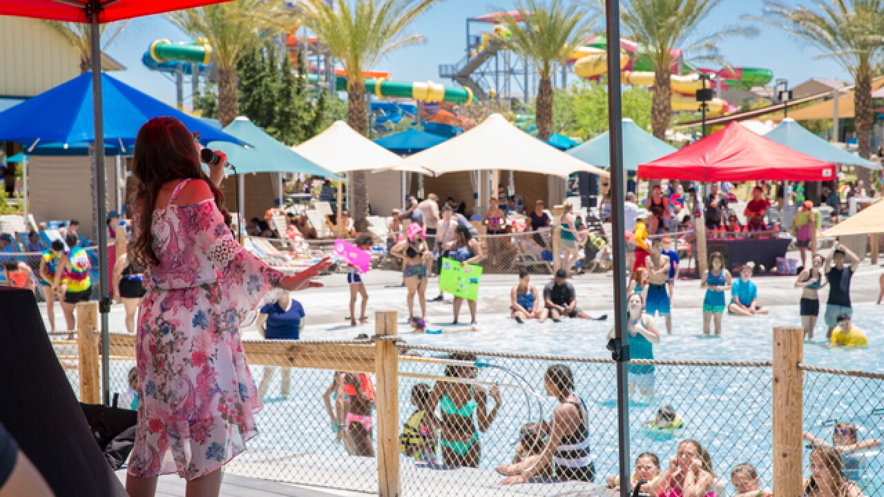 Wet'n'Wild Idol competition accepting entries