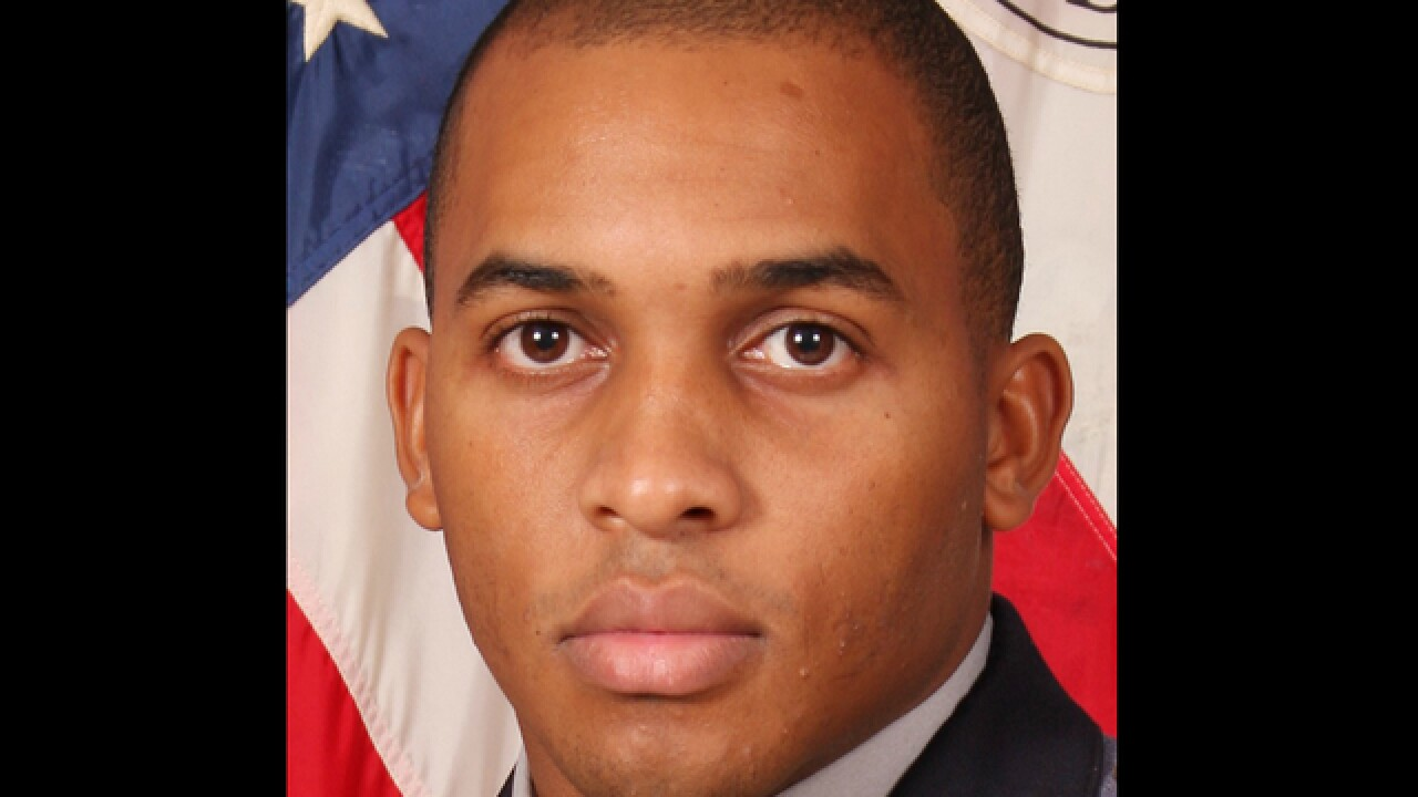 Maryland police officer charged with raping woman during traffic stop