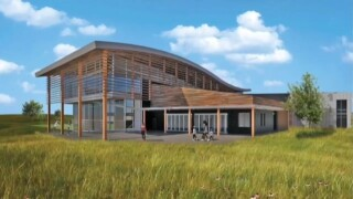 Rendering of Southeast Aurora new recreation center