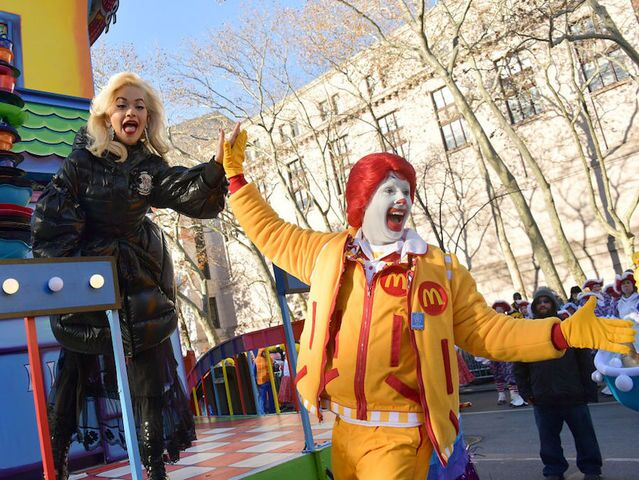 Photos: Macy's Thanksgiving Day Parade 2018