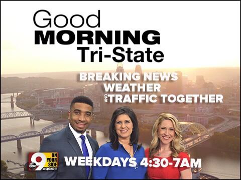 Cincinnati, Ohio News and Weather   9 On Your Side   wcpo com