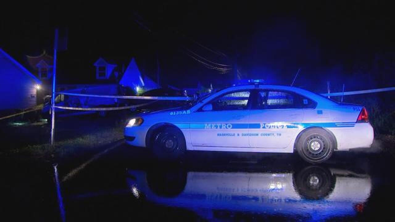 Man Shot Twice In Robbery Attempt