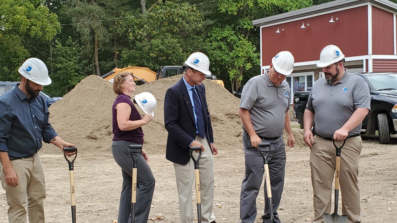 T.A. Forberg Inc. hosts groundbreaking event for Tembo