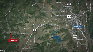 Kalispell Fatal Motorcycle Accident Map