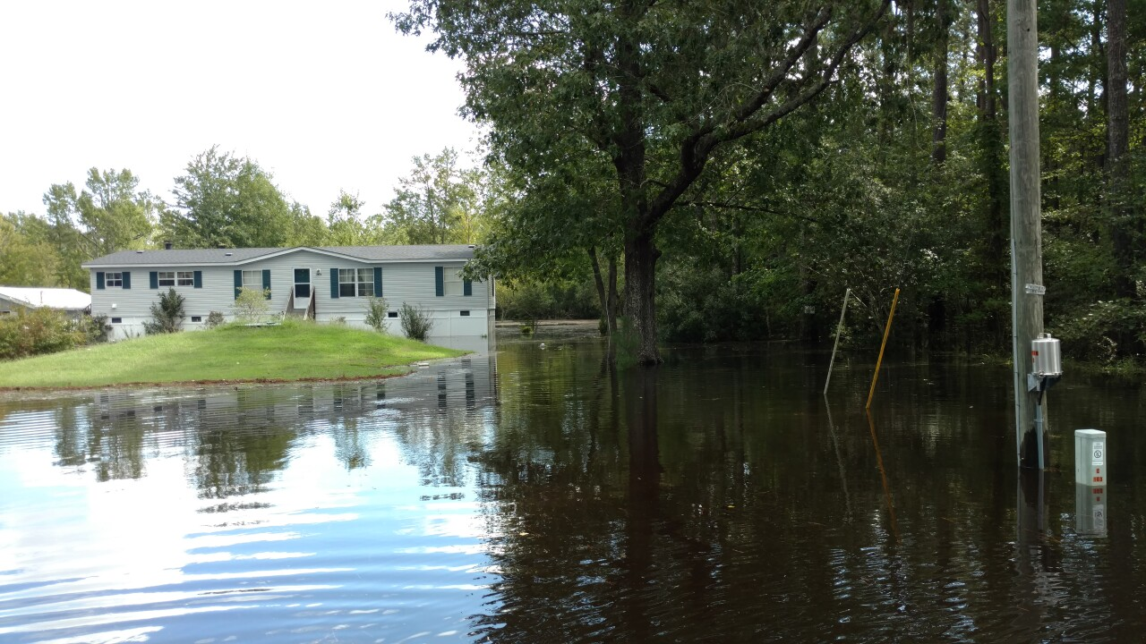 Parts of Hampton Roads are sinking faster than others, researchshows