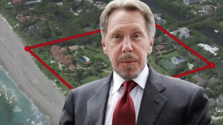 Larry Ellison, owner of North Palm Beach mansion