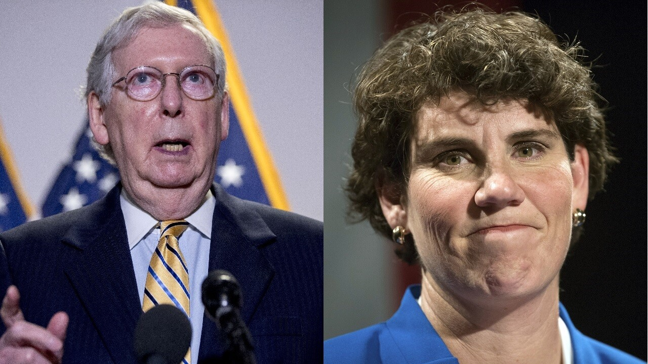 New poll shows Trump leading Biden in KY; Sen. Mitch McConnell with 17-point lead over challenger