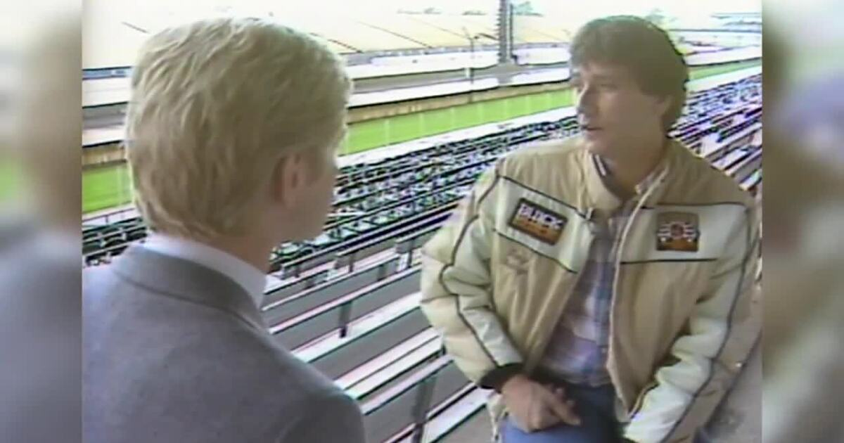 1983: Heritage, tradition was a top priority for Tony George