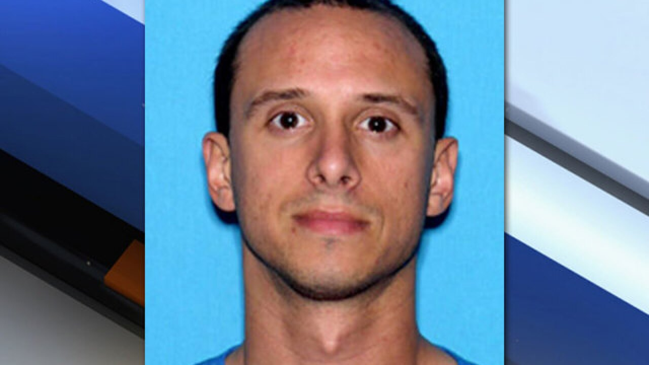 Matthew Berkal: PBSO locates missing man
