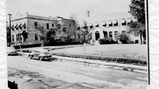 Wheatley-Provident Hospital in 1926