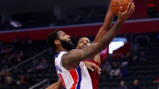 Andre_Drummond_Cleveland Cavaliers v Detroit Pistons