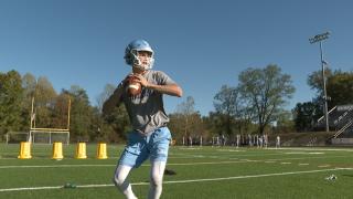 David Foust South River High School football