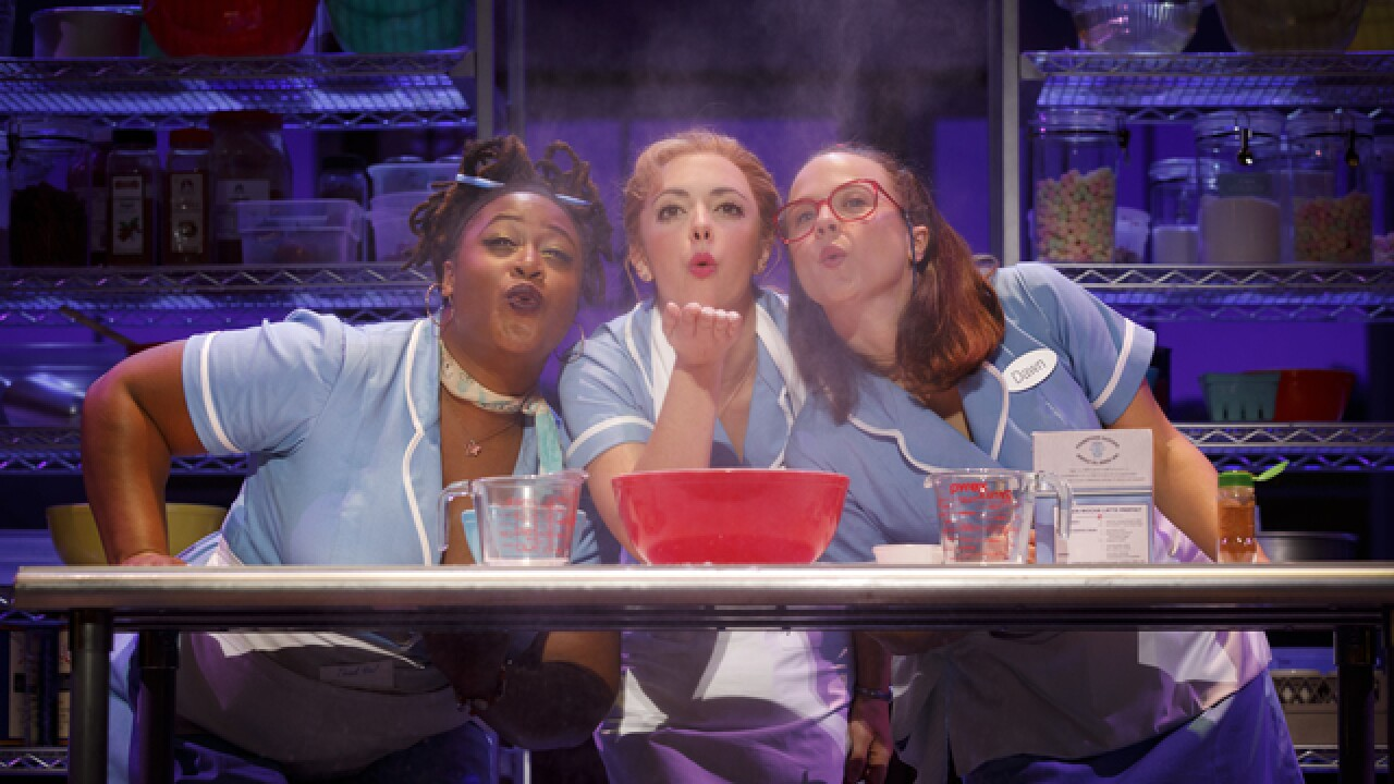 Broadway's WAITRESS makes Michigan debut at Wharton Center in January