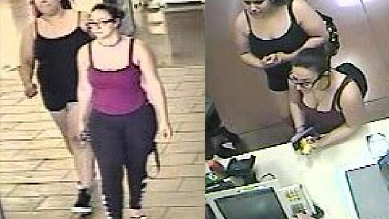 Cops looking for 2 women seen with rape suspect