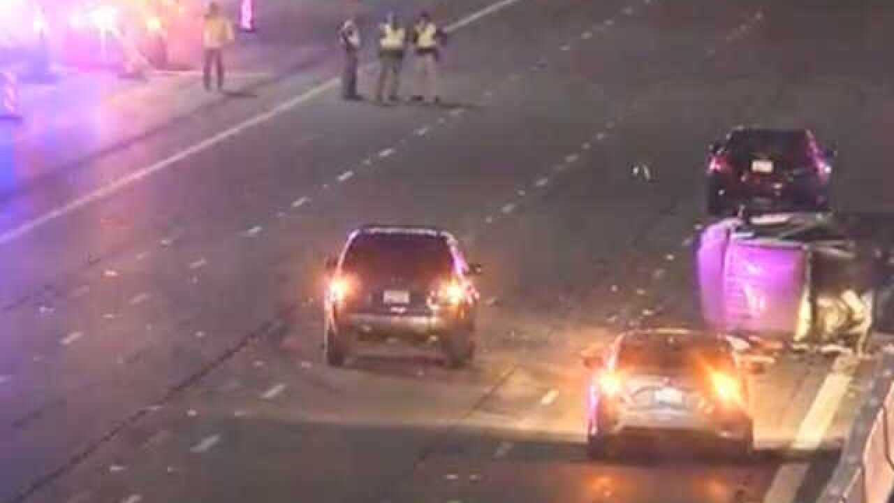 DPS: 1 person killed on I-10/67th Ave Saturday