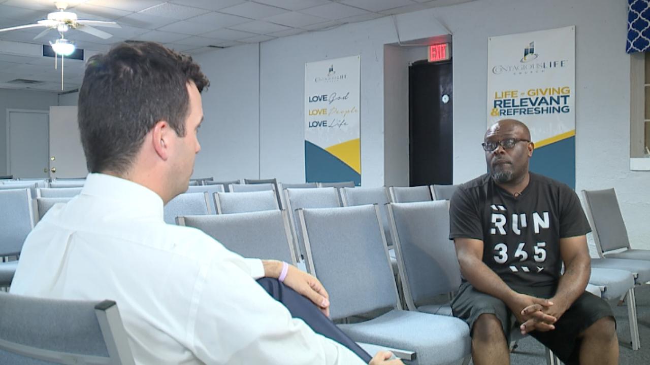 Pastor interview